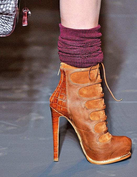 Весенние ботинки 2015. Смотрите на фото: Весенние сапоги 4