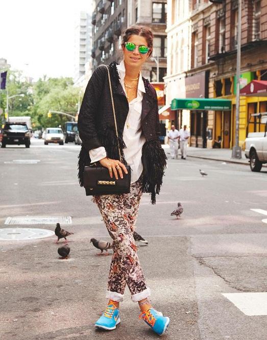 АБЗАЦ: Учимся носить кеды по-новому