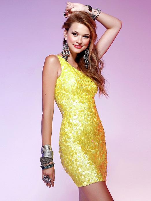 Фото блестящих платьев для девочек