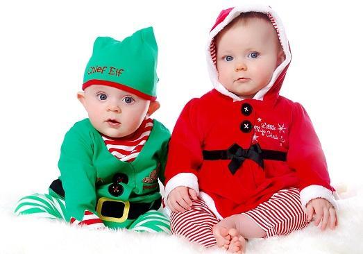 Новогодний костюм своими руками малышами