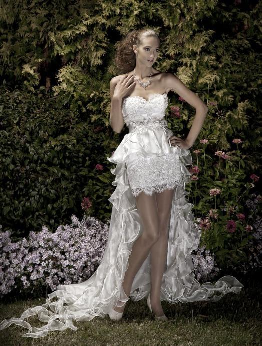 Свадебные платья-трансформеры 2015 от