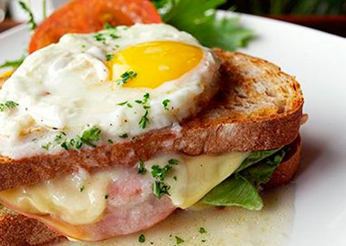 бутерброды с сыром колбасой в духовке рецепт с фото