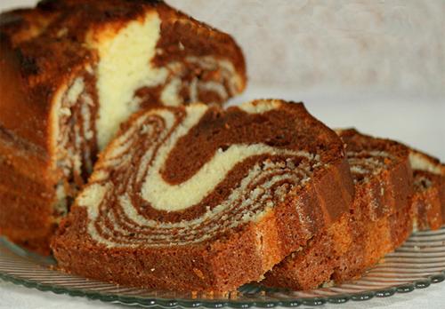 Кекс быстро и вкусно рецепт